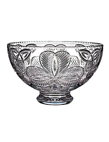 Waterford Irish Shamrock Footed Bowl