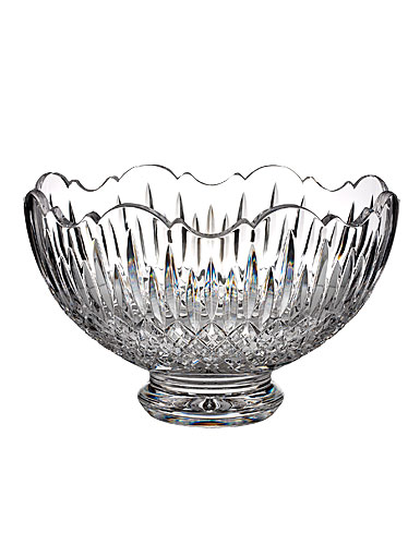 Monique Lhuillier Waterford House of Waterford Statement Collection 12in centerpiece bowl