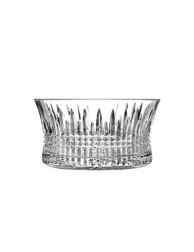 "Waterford Crystal, Lismore Diamond 8"" Crystal Bowl"