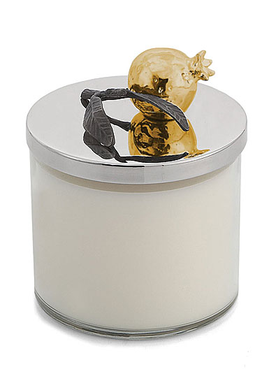 Michael Aram Pomegranate Gold Scented Candle