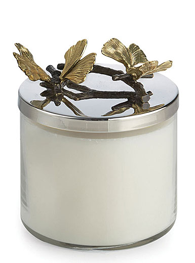 Michael Aram Butterfly Ginkgo Scented Candle