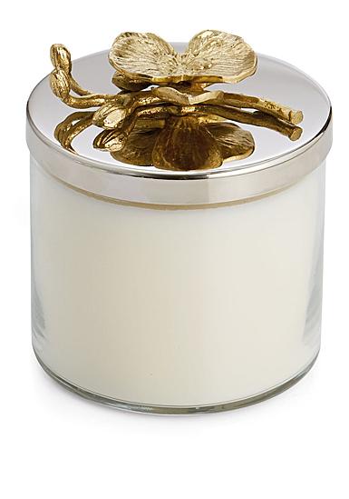 Michael Aram Golden Orchid Candle