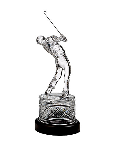 Waterford House of Waterford Large Golfer Limited Edition of 5