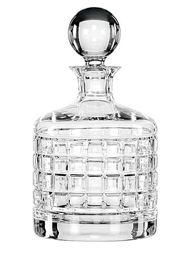 Waterford Crystal, Contemporary London Round Crystal Decanter