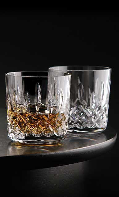waterford crystal  classic lismore 9 oz  tumbler  set of 4