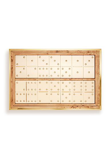 Aerin Shagreen Domino Set