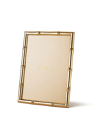 Aerin Mayotte Bamboo Frame 4x6""