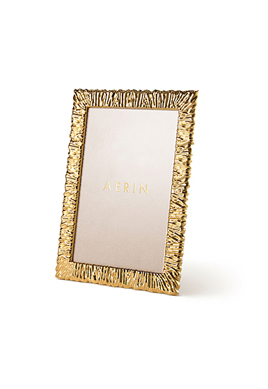 Aerin Ambroise Gold Frame 4x6""
