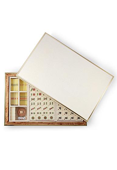Aerin Shagreen Mahjong Set