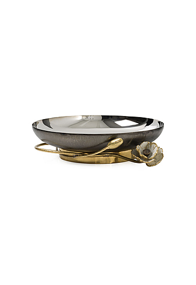 Michael Aram Anemone Small Footed Platter