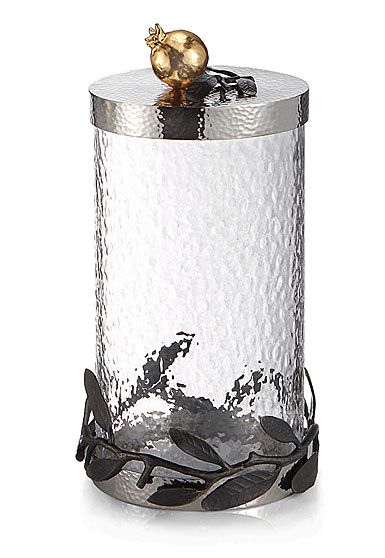 Michael Aram Pomegranate Canister, Large