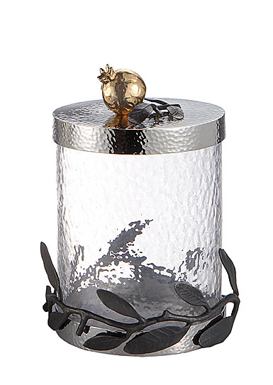 Michael Aram Pomegranate Canister, Small