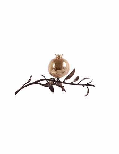 Michael Aram Pomegranate Vase/Candleholder
