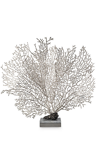 Michael Aram Fan Coral Sculpture, Limited Edition