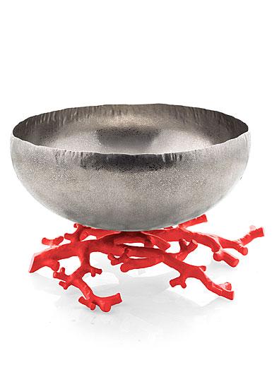 Michael Aram Ocean Reef Large Bowl - Red