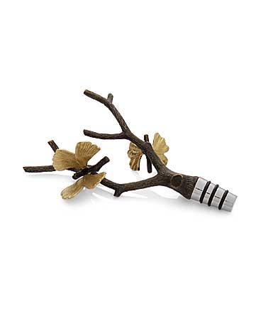 Michael Aram Butterfly Ginkgo Wine Stopper