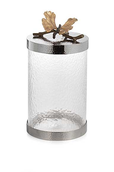 Michael Aram Butterfly Ginkgo Kitchen Canister, Medium