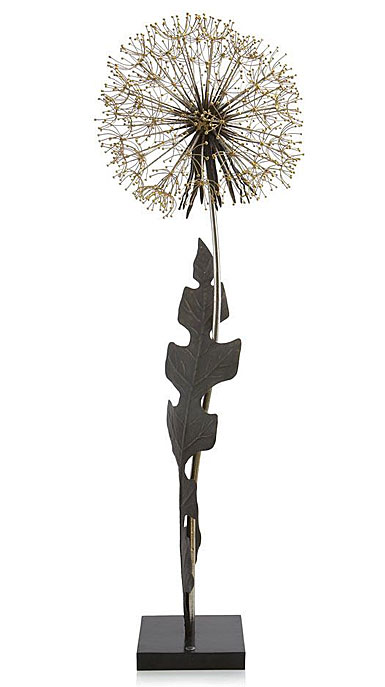 Michael Aram Dandelion Sculpture, Limited Edition of 136