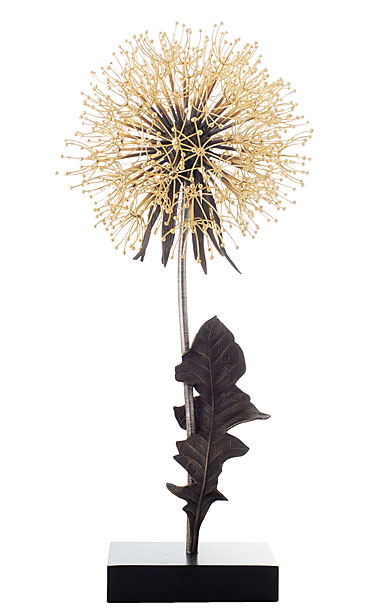 "Michael Aram Dandelion 25"" Sculpture, Limited Edition"