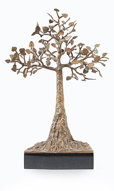 Michael Aram Tree Cross Sculpture, Limited Edition