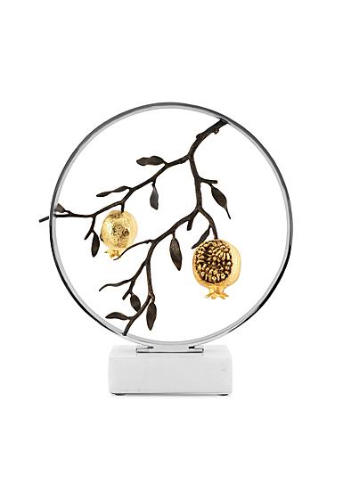 Michael Aram Pomegranate Moon Gate Sculpture