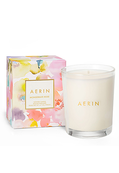 Aerin Monserrate Rose 6.7oz Candle