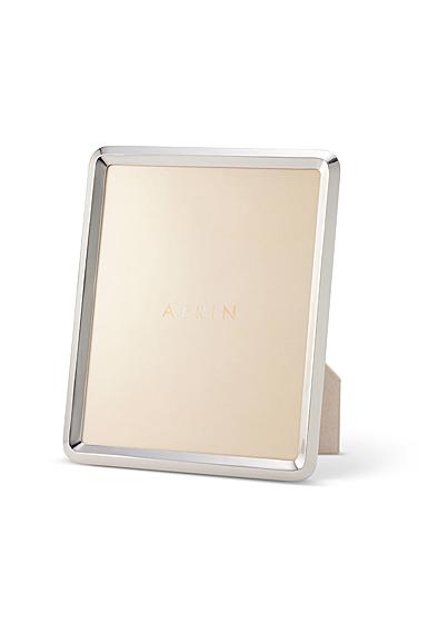 "Aerin Archer Frame, Silver 8x10"""