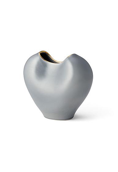 "Aerin Paola 6.5"" Vase, Dusk Blue"