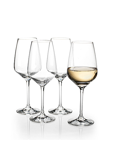 Villeroy and Boch Voice Basic White Wine Set of 4