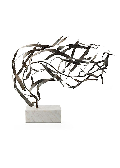 Michael Aram Kelp Nature Study Sculpture, Limited Edition
