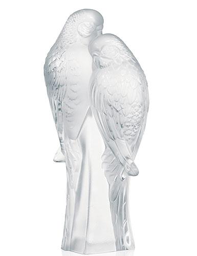 Lalique Two Parakeets