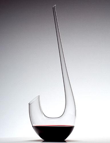 Riedel Swan Crystal Wine Decanter