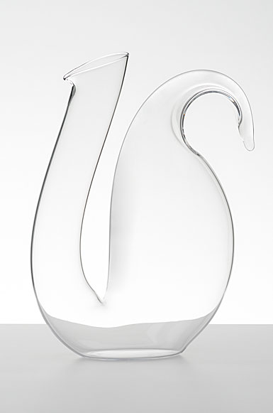 Riedel Ayam Crystal Wine Decanter, Clear