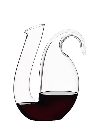 Riedel Ayam Crystal Wine Decanter, White