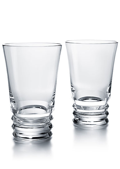 Baccarat Crystal, Vega Crystal Highball, Pair