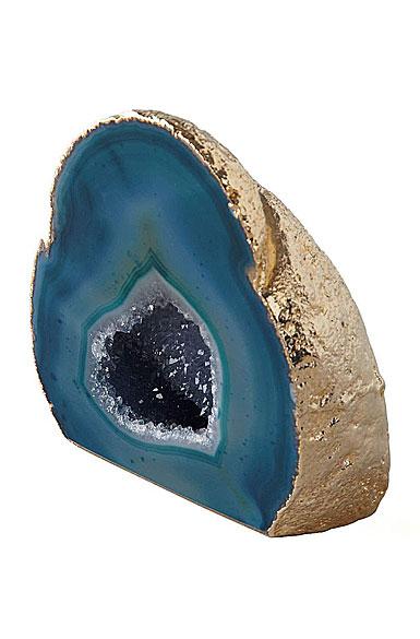Aerin Agate Geode, Natural Stone