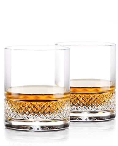 Cashs Ireland, Cooper Irish Whiskey DOF Glasses, 1+1 Free