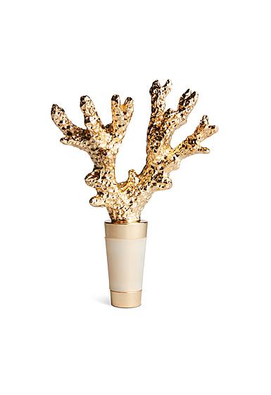 Aerin Coral Bottle Stopper