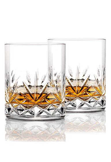 Cashs Ireland, Annestown Irish Whiskey DOF Glass, 1+1 Free