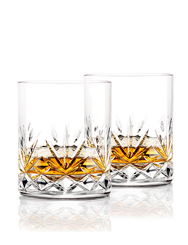 Cashs Ireland Annestown Straight Sided 9oz. OF Bourbon Tumbler, 1+1 Free