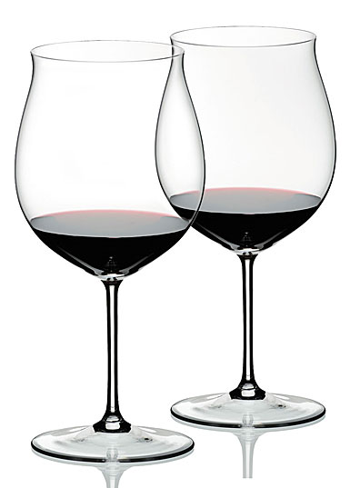 Riedel Sommeliers Handmade Burgundy Grand Cru Wine Glasses, Pair