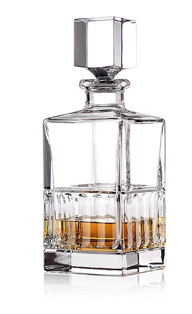 Cashs Ireland, Dunloe Square Whiskey Decanter