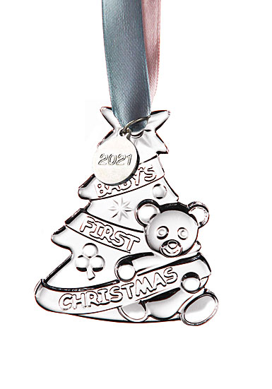 Cashs Ireland, Baby's First Christmas 2021 Ornament
