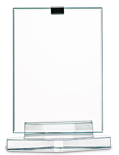 Baccarat Crystal, Harcourt Abysse Picture Frame