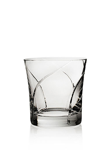 Steuben Whisper Old Fashioned Glass, Single