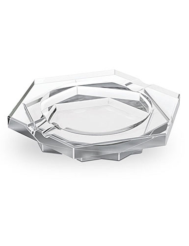 Baccarat Crystal, Harcourt Abysse Crystal Ashtray