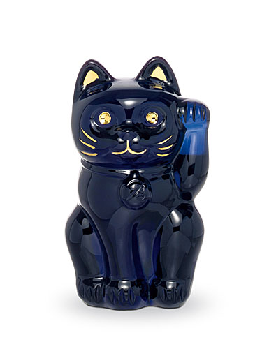 Baccarat Lucky Cat, Midnight