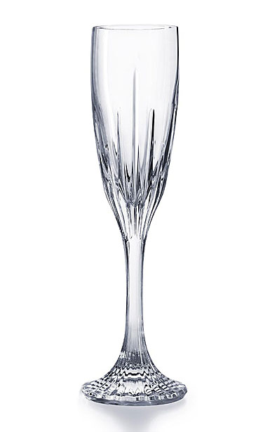 Baccarat Crystal Jupiter Champagne Flute, Single