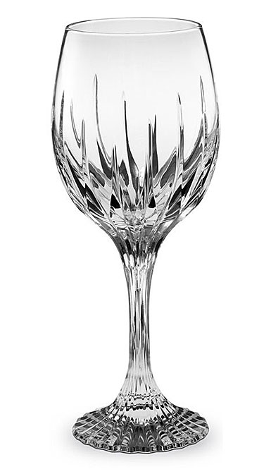 Baccarat Crystal, Jupiter Crystal White Wine Glass, Single