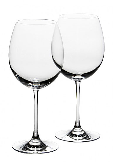 Baccarat Crystal, Degustation Grand Bordeaux, Boxed Pair